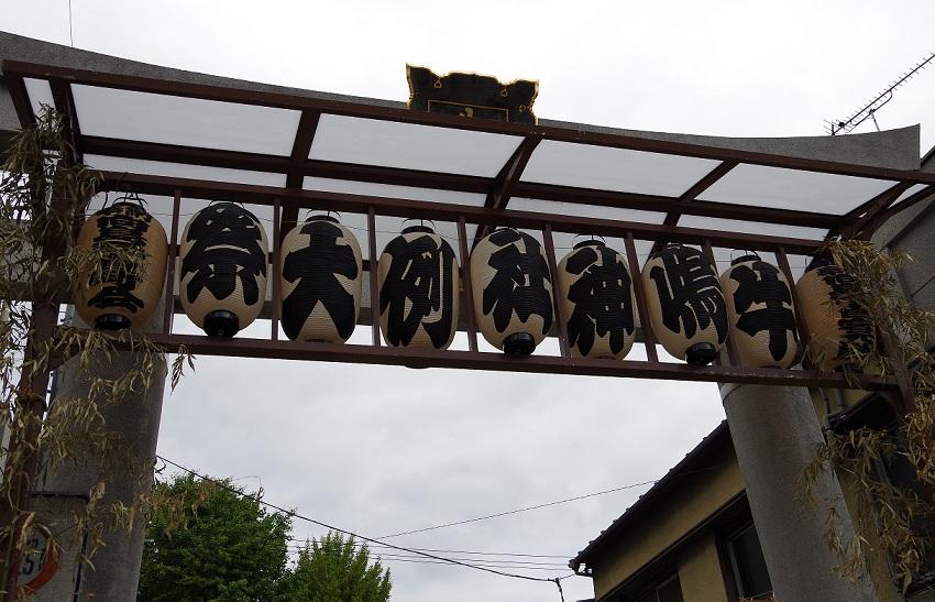 牛嶋神社大祭 ~氏子各町大神輿連合渡御(本社宮入り)編~_c0223001_1233873.jpg