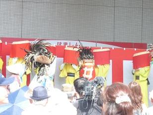 放生祭り 午後の部_a0177314_15111536.jpg