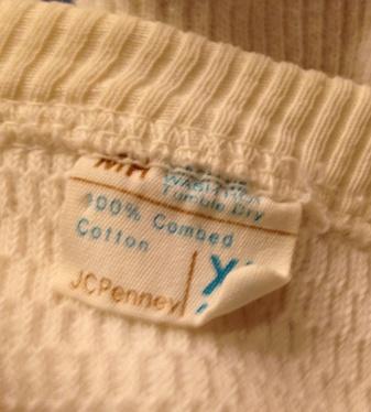 9月29日(土)入荷商品!追加分#8 50\'S~サーマルシャツ!_c0144020_1102012.jpg