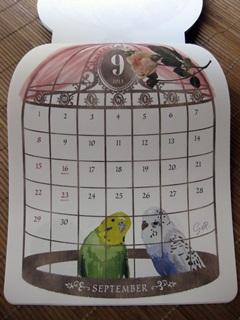 2013 小鳥さんカレンダー。_e0182726_103515100.jpg