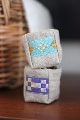 小さいものに刺繍・・・♪_f0168730_974930.jpg