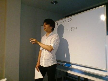 9/22 英語塾ロゴス 留学ガイダンス_f0138645_7242624.jpg