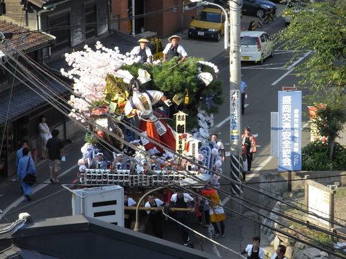 """NHK「美の壺」を見て~「いわてのホームスパン」の""""ツボ""""にハマった!~ようこそ札幌から~ 編_c0177259_20371073.jpg"""