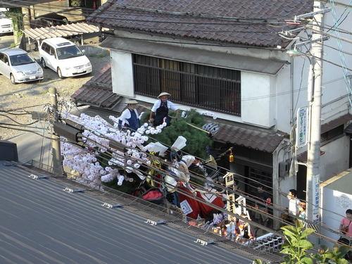 """NHK「美の壺」を見て~「いわてのホームスパン」の""""ツボ""""にハマった!~ようこそ札幌から~ 編_c0177259_20385024.jpg"""