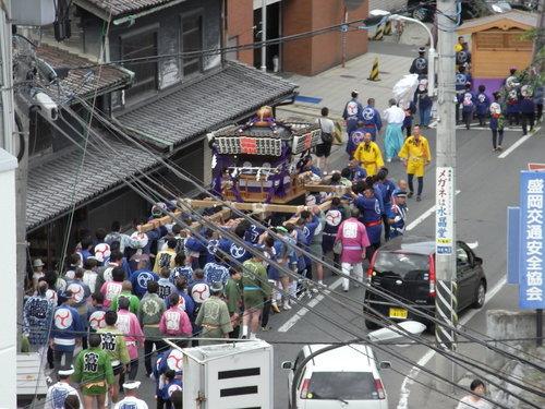 """NHK「美の壺」を見て~「いわてのホームスパン」の""""ツボ""""にハマった!~ようこそ札幌から~ 編_c0177259_20405957.jpg"""