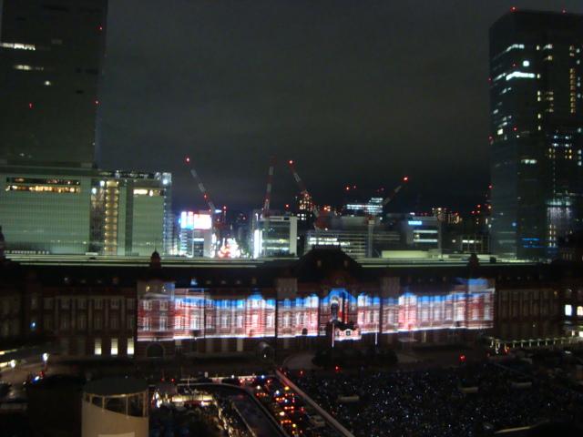 東京駅、ついに完成!_f0232060_14104536.jpg