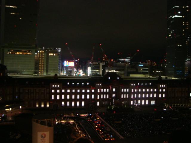 東京駅、ついに完成!_f0232060_1464537.jpg