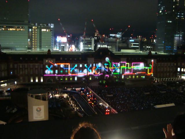 東京駅、ついに完成!_f0232060_1482447.jpg