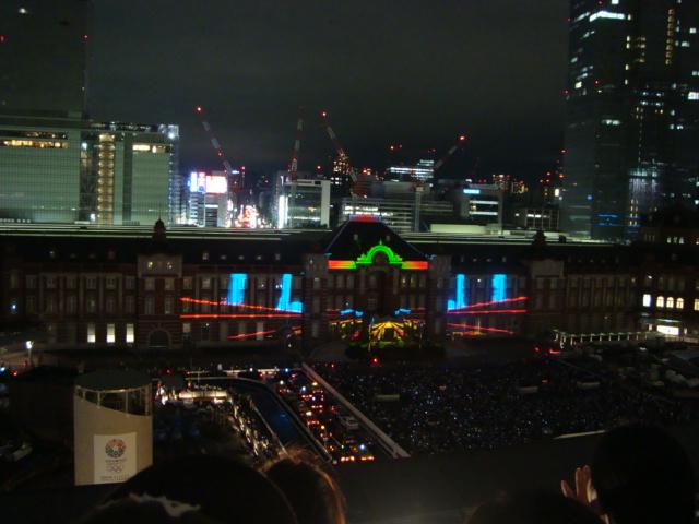 東京駅、ついに完成!_f0232060_1492539.jpg