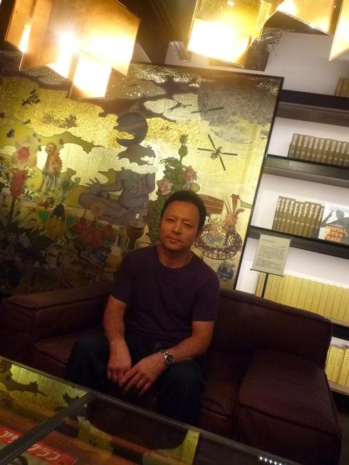 映画「シロナガスクジラに捧げるバレエ」キックオフミーティング☆代官山dream works project present♡*†_a0053662_11251255.jpg
