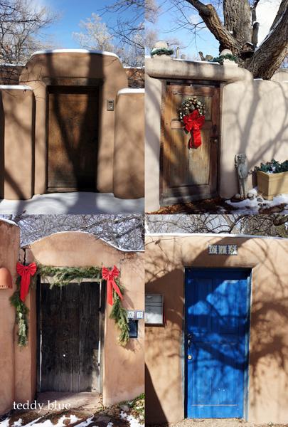 Santa Fe doors  サンタフェ ドア コレクション_e0253364_1413234.jpg