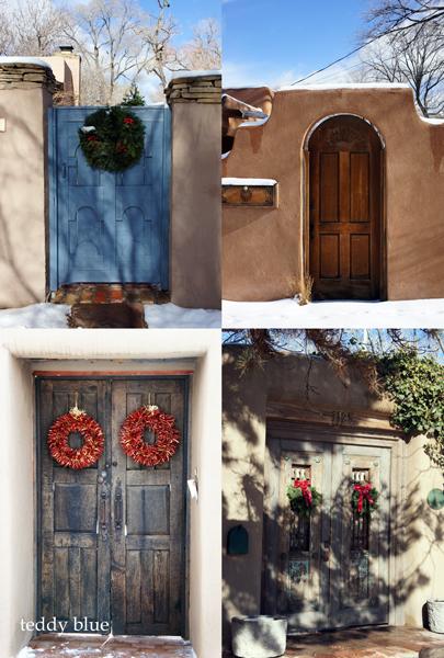 Santa Fe doors  サンタフェ ドア コレクション_e0253364_14142535.jpg