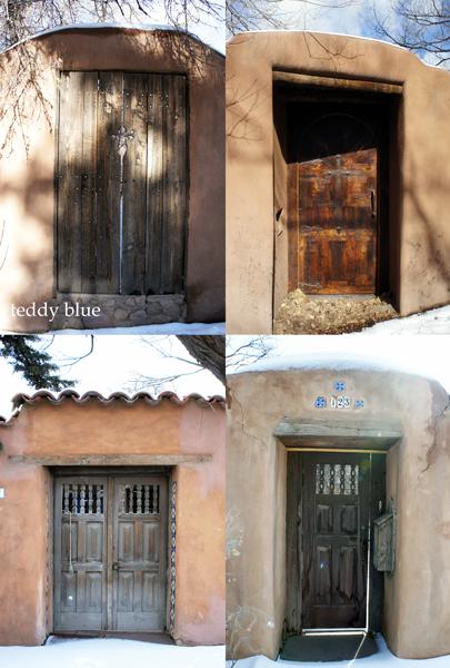 Santa Fe doors  サンタフェ ドア コレクション_e0253364_14143678.jpg