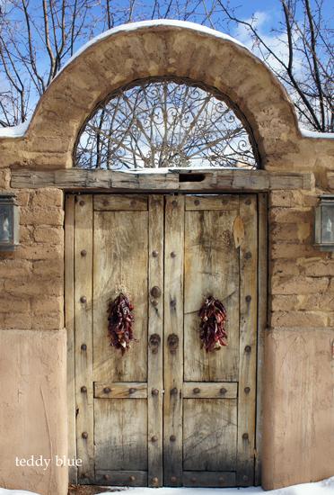 Santa Fe doors  サンタフェ ドア コレクション_e0253364_14201897.jpg