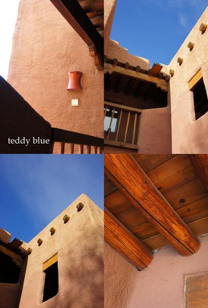 Santa Fe style  サンタフェスタイルのかわいいお家たち_e0253364_14481187.jpg
