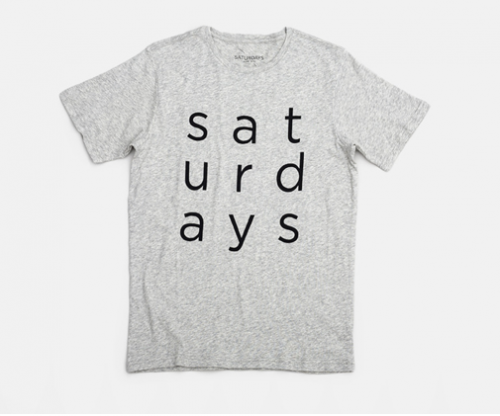 SATURDAYS SURF NYC LOWERCASE T-SHIRTS_f0111683_1573557.png