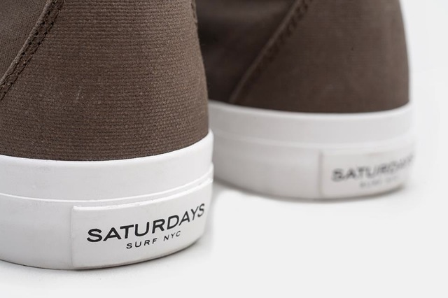 SATURDAYS SURF NYC MIKE HI-TOP BROWN_f0111683_1642074.jpg