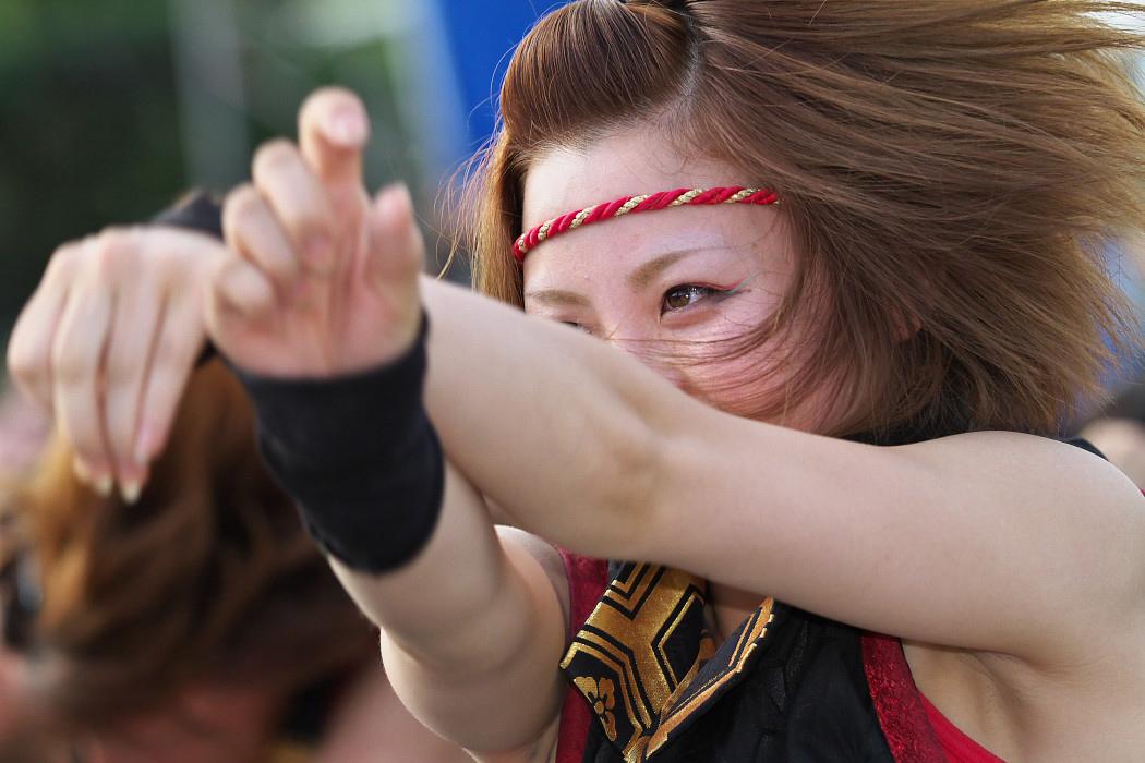 凰@第10回静岡おだっくい祭り(その5)_c0187584_5401285.jpg