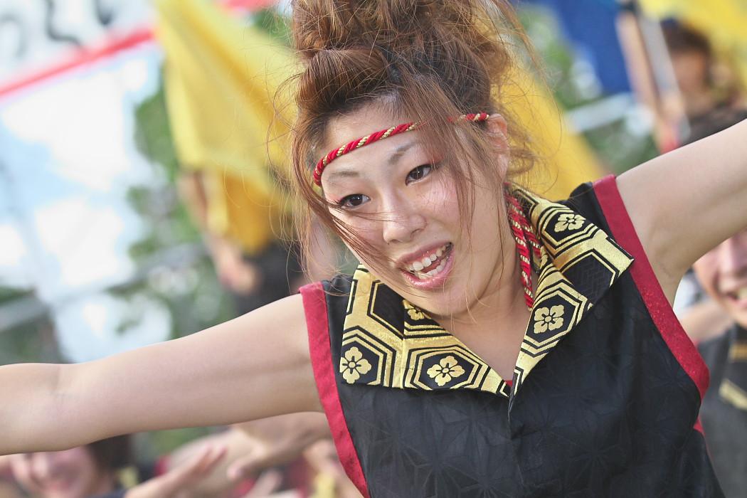 凰@第10回静岡おだっくい祭り(その5)_c0187584_5402272.jpg