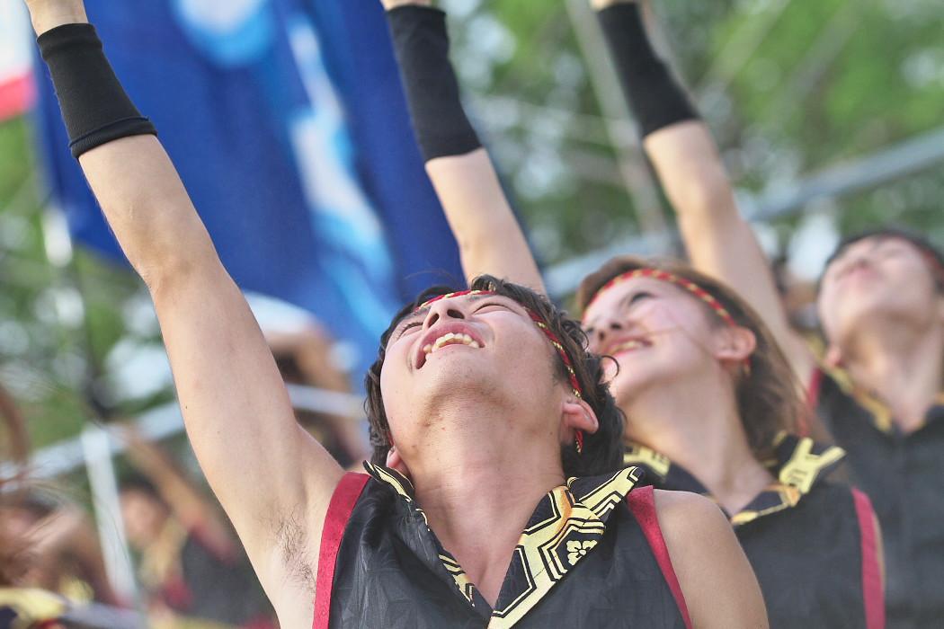 凰@第10回静岡おだっくい祭り(その5)_c0187584_5403599.jpg
