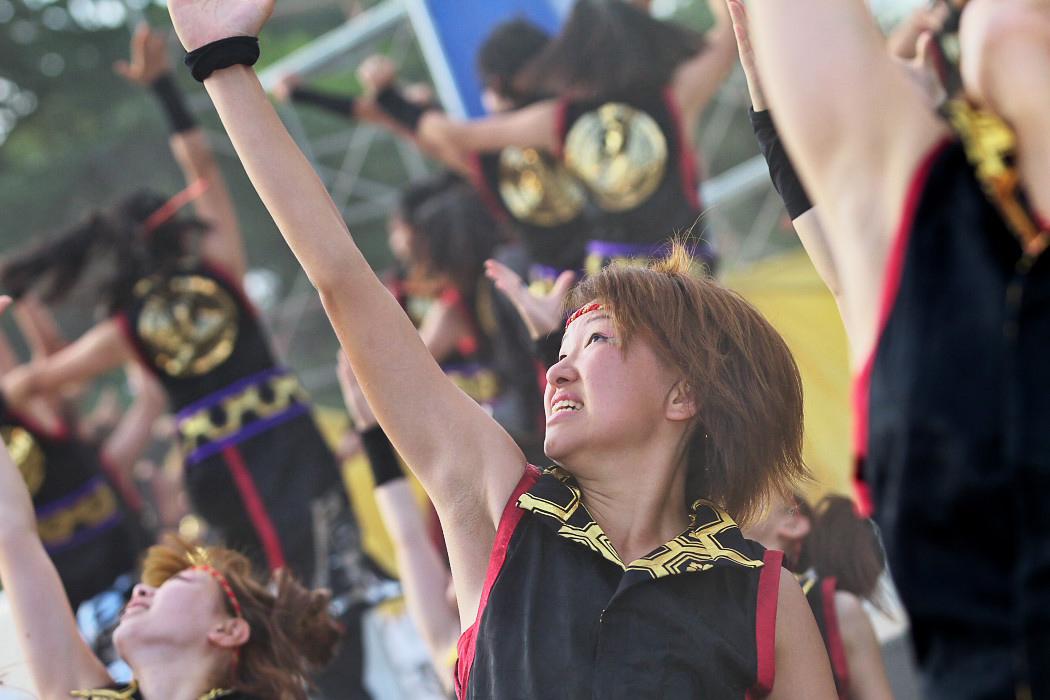 凰@第10回静岡おだっくい祭り(その5)_c0187584_5413666.jpg