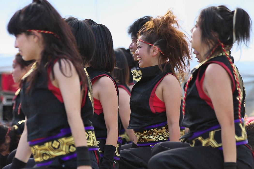 凰@第10回静岡おだっくい祭り(その5)_c0187584_543511.jpg