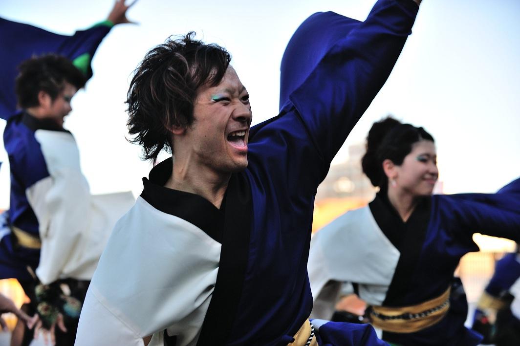 """「おだっくい祭り」にて""""お茶ノ子""""さんその3_f0184198_23402570.jpg"""