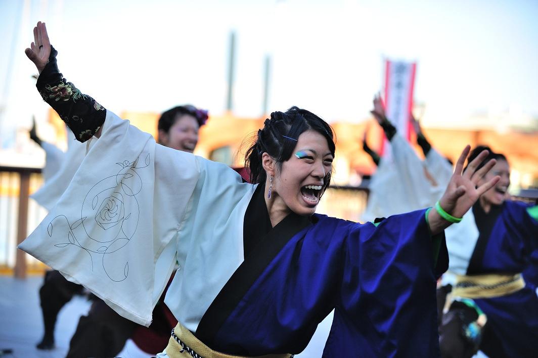 """「おだっくい祭り」にて""""お茶ノ子""""さんその3_f0184198_23411017.jpg"""