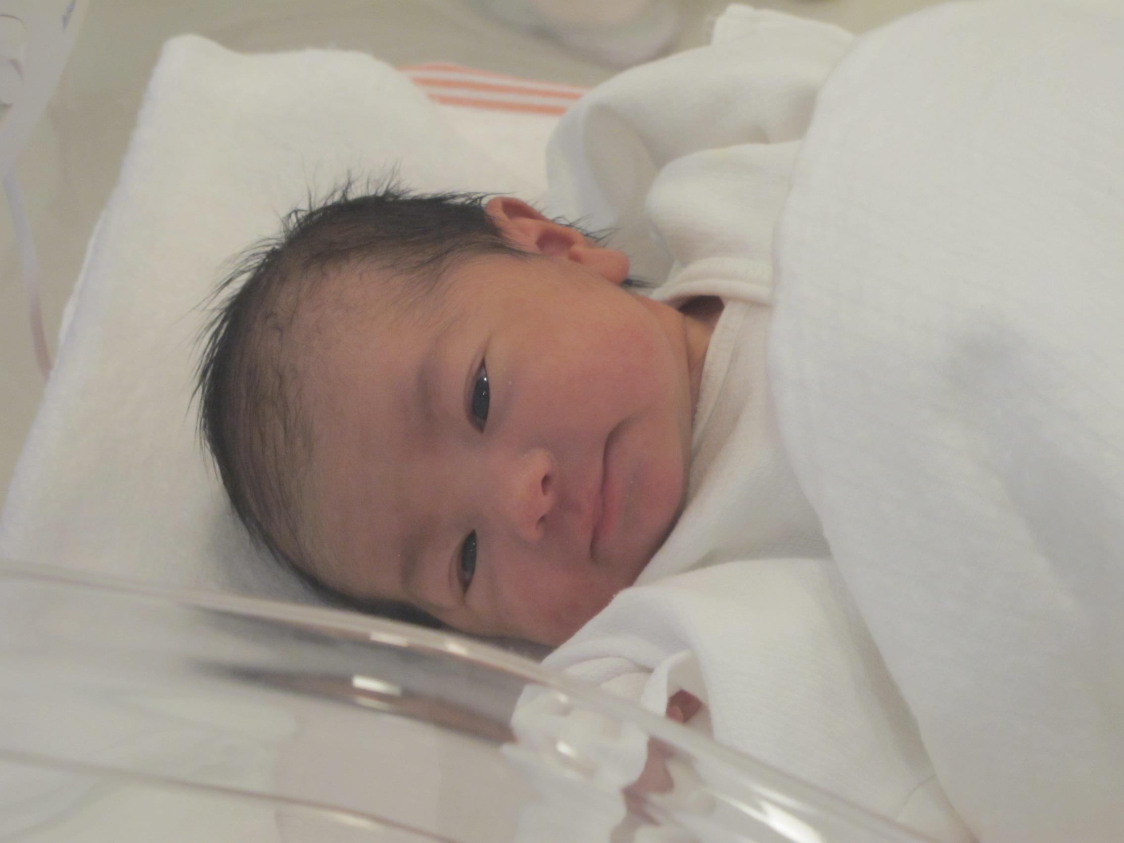孫が生まれました。_d0130714_2217578.jpg
