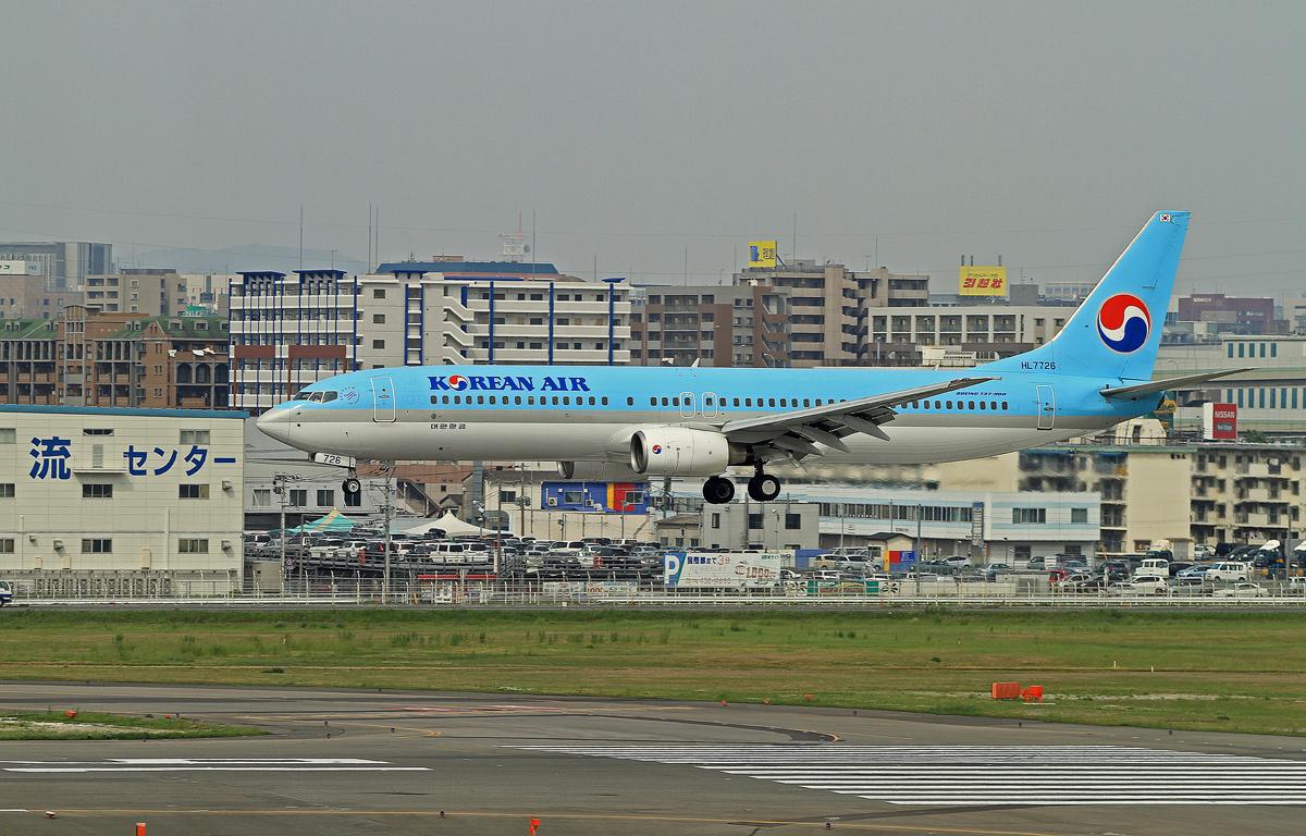 大韓航空機。_b0044115_8145549.jpg