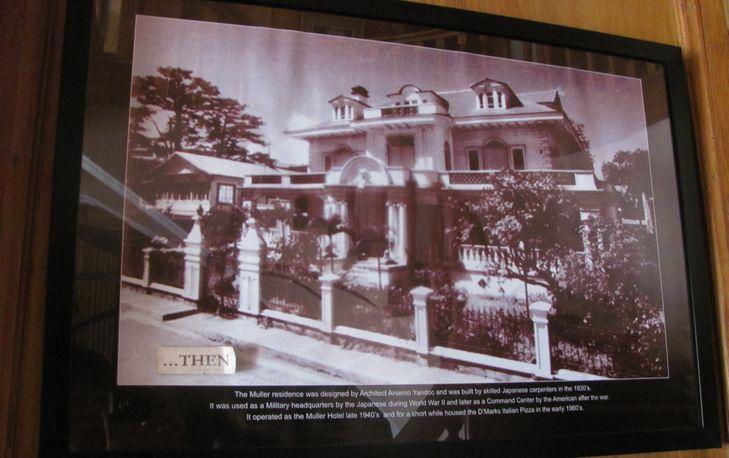 バギオ歴史探訪シリーズ (9) 追加情報  市役所周辺_a0109542_14394928.jpg
