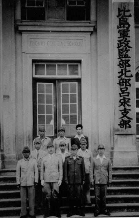 バギオ歴史探訪シリーズ (9) 追加情報  市役所周辺_a0109542_14511676.jpg