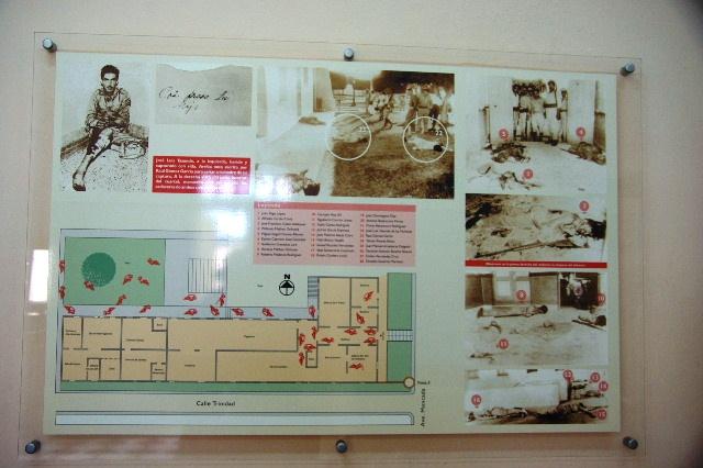 キューバ (69) モンカダ兵営博物館 その1 博物館編_c0011649_14212268.jpg