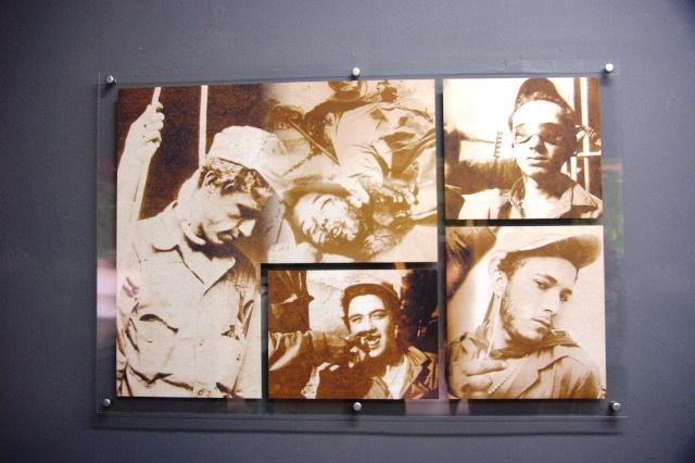 キューバ (69) モンカダ兵営博物館 その1 博物館編_c0011649_14245891.jpg
