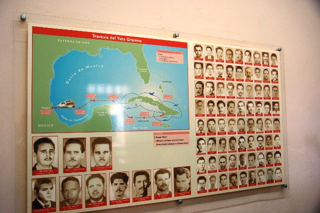 キューバ (69) モンカダ兵営博物館 その1 博物館編_c0011649_143018.jpg