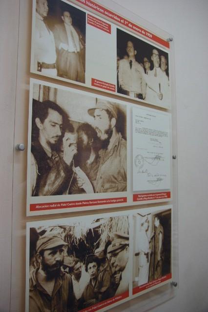 キューバ (69) モンカダ兵営博物館 その1 博物館編_c0011649_14334019.jpg