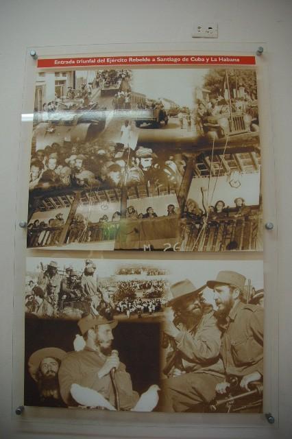 キューバ (69) モンカダ兵営博物館 その1 博物館編_c0011649_14341360.jpg