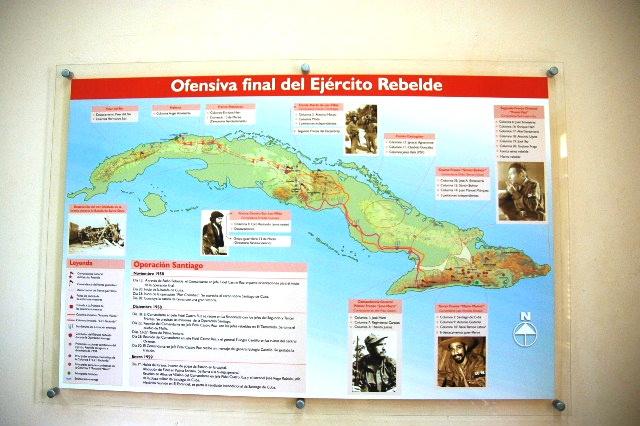 キューバ (69) モンカダ兵営博物館 その1 博物館編_c0011649_14344058.jpg