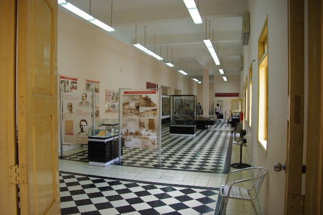 キューバ (69) モンカダ兵営博物館 その1 博物館編_c0011649_14362271.jpg