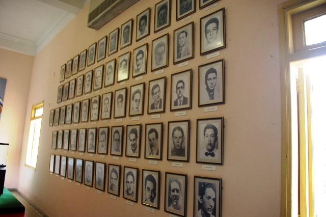 キューバ (69) モンカダ兵営博物館 その1 博物館編_c0011649_14485252.jpg