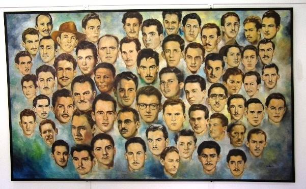 キューバ (69) モンカダ兵営博物館 その1 博物館編_c0011649_15111669.jpg