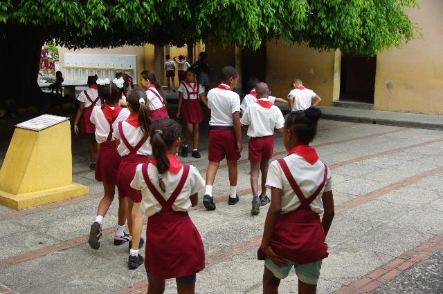 キューバ (70) モンカダ兵営博物館 その2 小学校編_c0011649_23484480.jpg