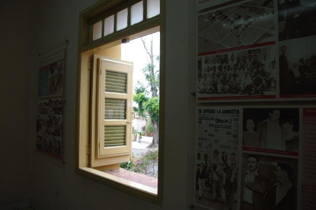 キューバ (70) モンカダ兵営博物館 その2 小学校編_c0011649_23524721.jpg