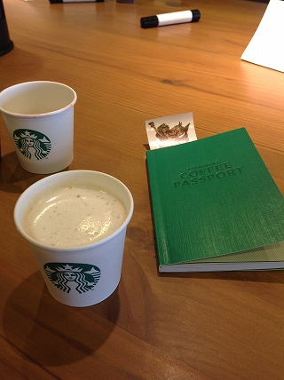 Tasting Party @ Starbucks_f0009451_11314997.jpg