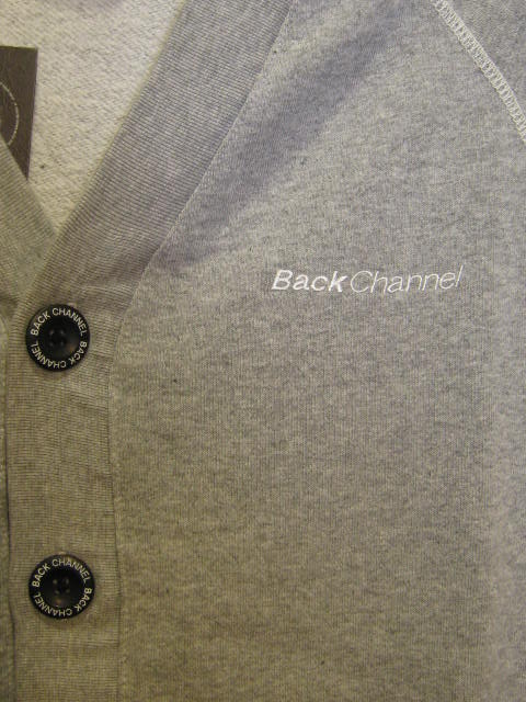 BACK CHANNEL NEW ARRIVAL_d0175064_13135375.jpg