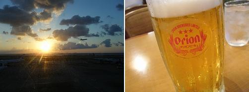 沖縄日帰り~今回、てんぷら店へ_c0184265_20112337.jpg