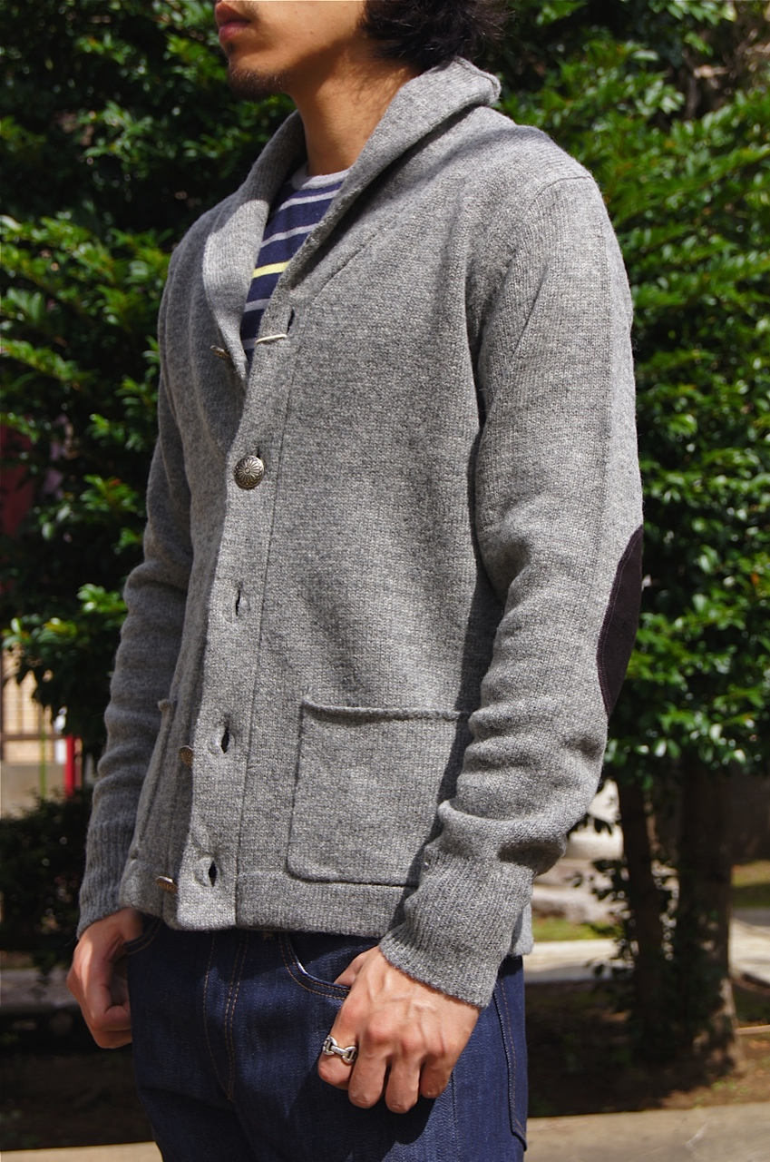 """White Mountaineering & COURT ROLL\"" Knit Item!!_f0020773_20354977.jpg"