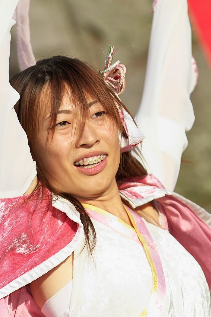 よさこい炎舞連神陽~Sin~@第10回静岡おだっくい祭り_c0187584_14564992.jpg
