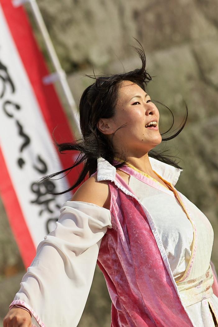 よさこい炎舞連神陽~Sin~@第10回静岡おだっくい祭り_c0187584_14571825.jpg