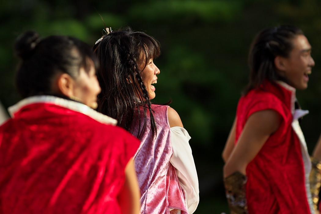 よさこい炎舞連神陽~Sin~@第10回静岡おだっくい祭り_c0187584_14581417.jpg